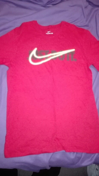 Remera Nike The Nike Tee Talle M Importada De Nicaragua