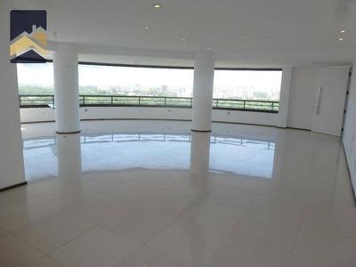 Apartamento Residencial À Venda, Cocó, Fortaleza. - Codigo: Ap0348 - Ap0348