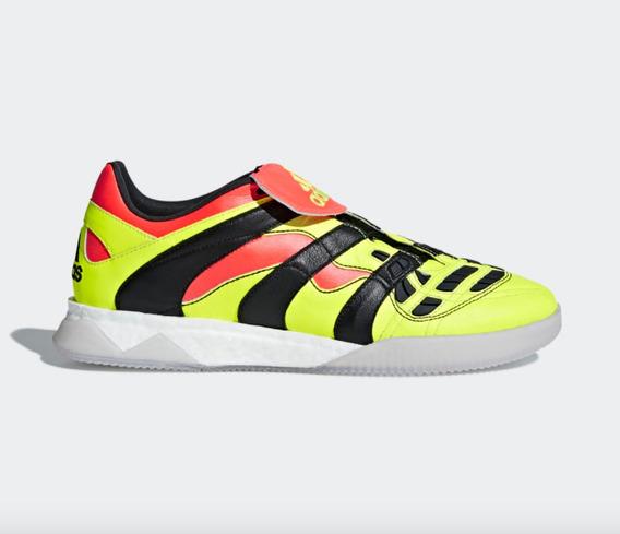 Tênis adidas Predator Accelerator Tr Amarelo Futebol Boost