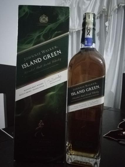 Johnnie Island Green 1 Litro Guayaquil