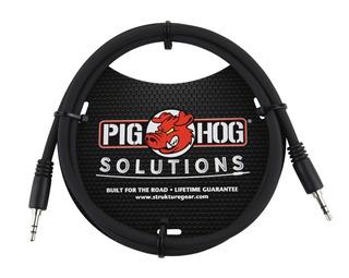 Cable Auxiliar Plug 3.5mm A 3.5mm 1.82m Pig Hog
