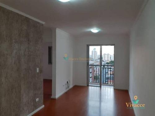 Imagem 1 de 29 de Apartamento Em Vila Matilde - Ap3058