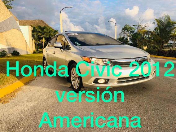 Honda Civic Americana Full