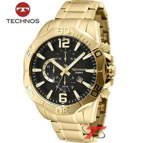Relógio Technos Classic Legacy Cronógrafo Os1aap/4p