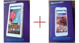 Vendo 1 Tablet E 1 Smartphone Multilaser Para Retirar Peças