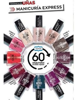 Avon Pro Color Esmalte Para Uñas 60 Segundos Contenido 10ml