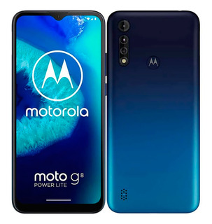 Celular Motorola G8 Power Lite Xt2055 Lte 6,5 Ips 64gb Amv