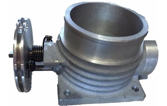 Corpo Borboleta Esportivo Tbi Quadrada 60 65 70 75mm Turbo