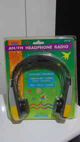Headphones C/rádio Am-fm *lenoxx Sound 885. Novo! Lacrado!