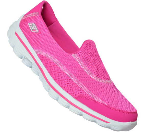 Tênis Feminino Skechers Go Walk 2