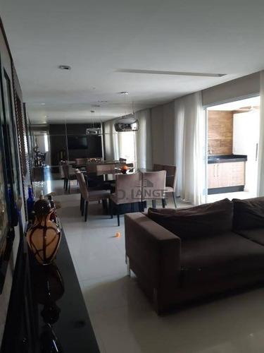 Imagem 1 de 30 de Excelente Apartamento Para Venda Em Condomínio Completo Em Lazer - Ap18180