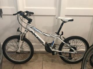 Bici Mtb Rodado 20 Raleigh Roudy $12.000