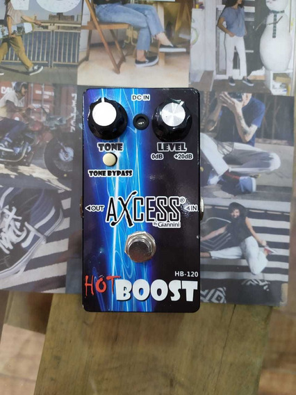 Pedal Boost Axcess Hb120