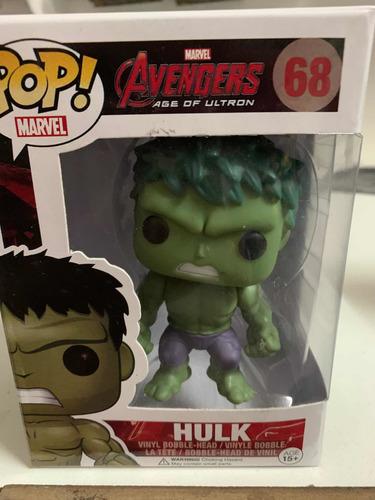 Funko Pop Hulk Varios Modelos Goku Sonic Venom