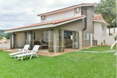 Lindo Rancho Sobrado Para Venda Em Rifaina Na Represa De Jaguara, 4 Suites Em 1000 M2 De Area Total - Ca00758 - 33905753