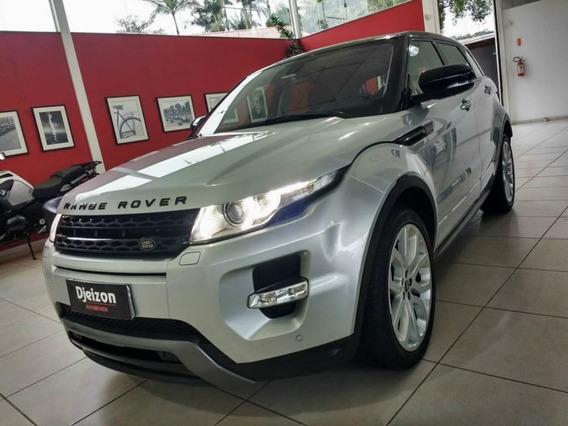 Land Rover Range Rover Evoque Dynamic 2.0 4wd Si4 Gasolina