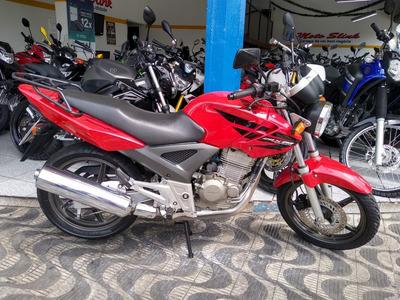 Honda Cbx 250 Twister 2008 Raridade Moto Slink