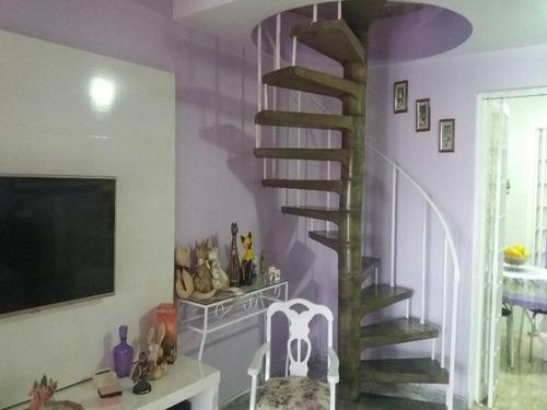 Sobrado Residencial À Venda No Campo Limpo - Jardim Germânia. - So0157 - 34649505