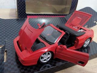 Autos Ferrari F355 Clásico Colección Escala 1:24