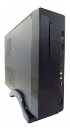 Cpu Core I3 4gb Ssd 120gb Gabinete Slim Atx