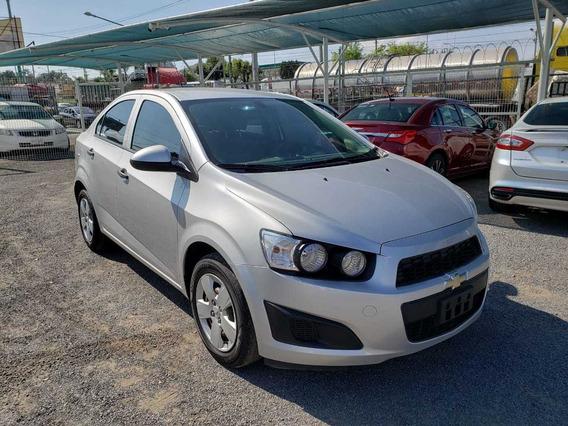 Chevrolet Sonic 2016 Ls Standar