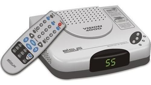 Controle Remoto Recptor Elsys Visionsat Vsr2800 2900 Cr1700e