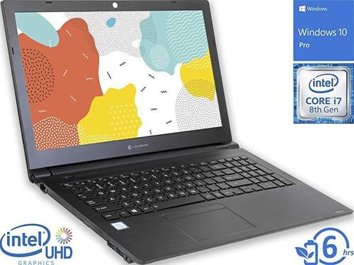 Imagen 1 de 1 de Renovada) Toshiba Dynabook Tecra A50 Laptop 15.6 Fhd Displa®