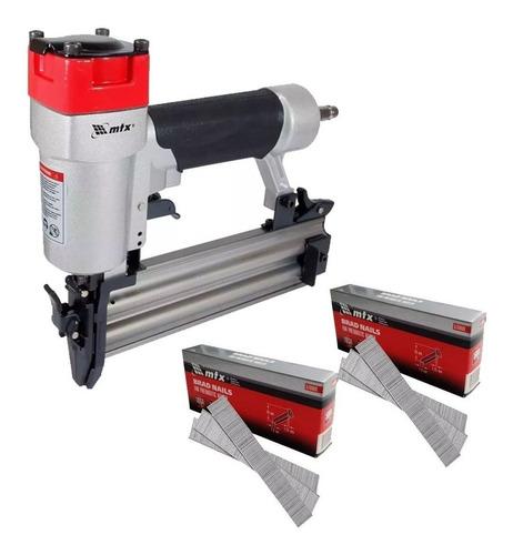 Pinador Pneumatico Para Pinos  Mtx + Pinos 30mm E 35mm
