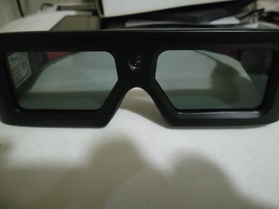 Oculos 3d Optoma Dlp Link A Bateria Novo Original