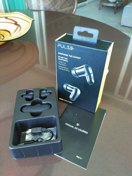 Pulse Ph297 - Fones Bluetooth (tws Expert) Na Caixa