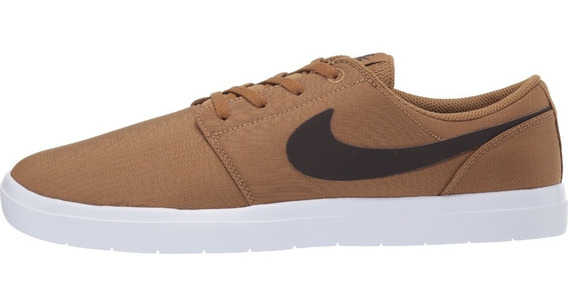 Nike Sb Portmore Ii Ultralight Golden Beige