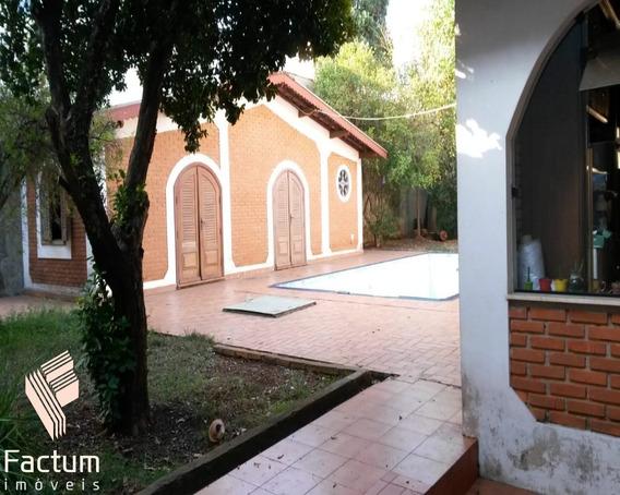 Casa Para Venda São Manoel, Americana - Ca00117 - 32674243