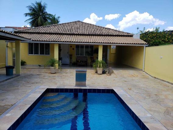 Ótima Casa Linear Na Taquara Com 3 Quartos E Piscina,ci1713