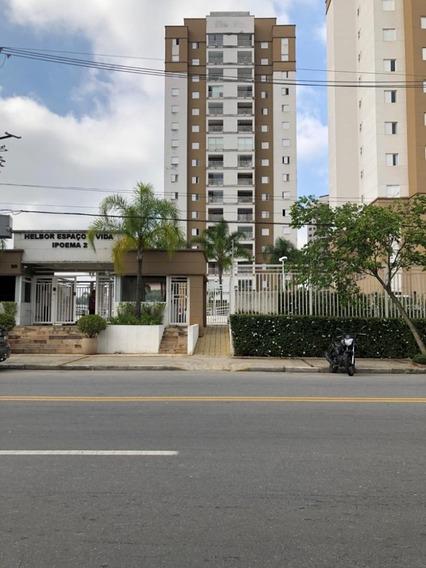 Apartamento Helbor Espaço E Vida Ipoema 2, 3 Dormitórios