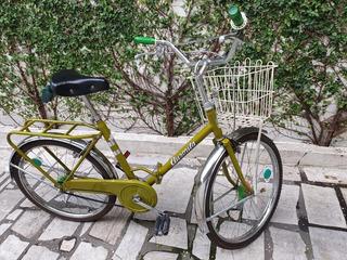 Bicicleta Plegable Aurorita Rod 24