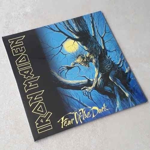 Vinil Lp Iron Maiden Fear Of The Dark Remast. 2-lps Lacrado