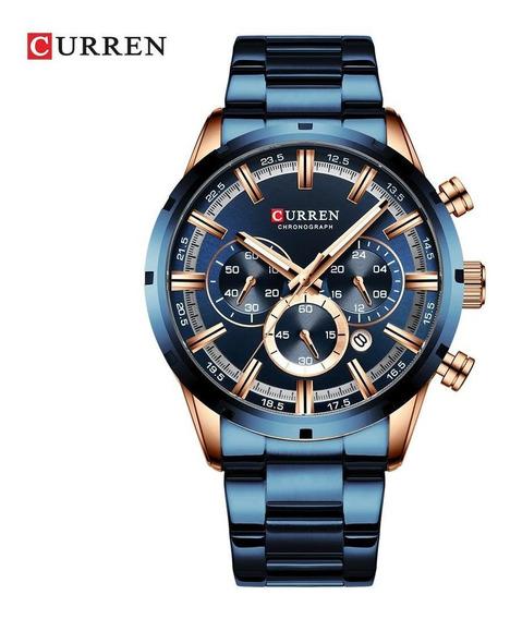 Relógio Curren Sportboox