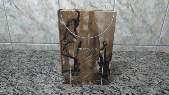 Livro Odisseia, De Homero (cosac Naify, 2014 - 1ª Edição)