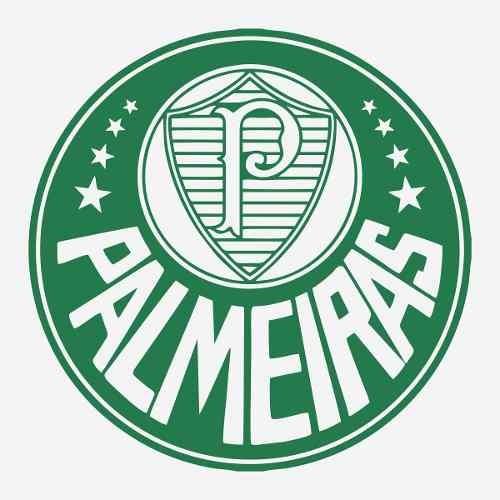Adesivo Escudo Do Palmeiras P/ Porta Geladeira Etc 35cm A335
