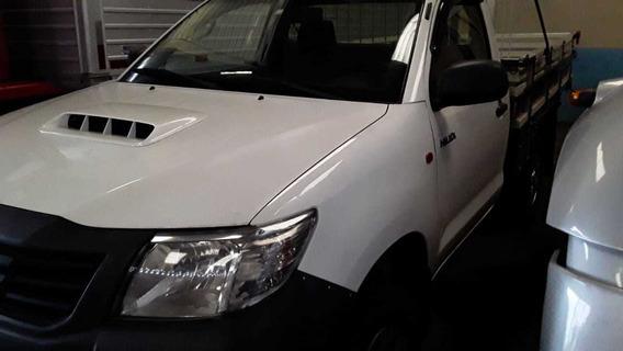 Toyota Hilux 3.0 Cab. Simples 4x4 2p 2013
