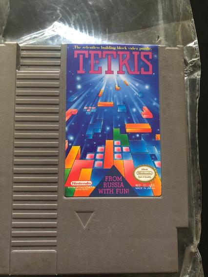 Tetris Nes Original