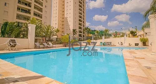 Apartamento Com 3 Dormitórios À Venda, 98 M²  - Mansões Santo Antônio - Campinas/sp - Ap5108