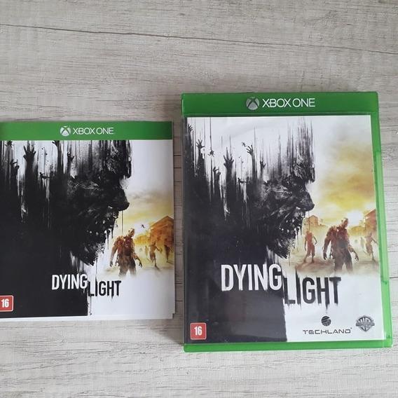 ( Frete R$ 9,90 ) Dying Light Português Xbox One Mídia Jogo