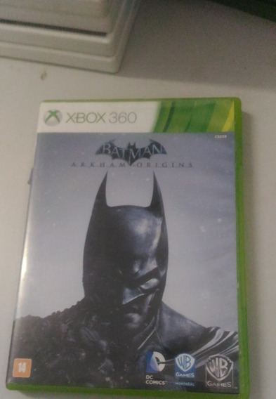 Jogo - Batman Arkham Origins - Xbox 360
