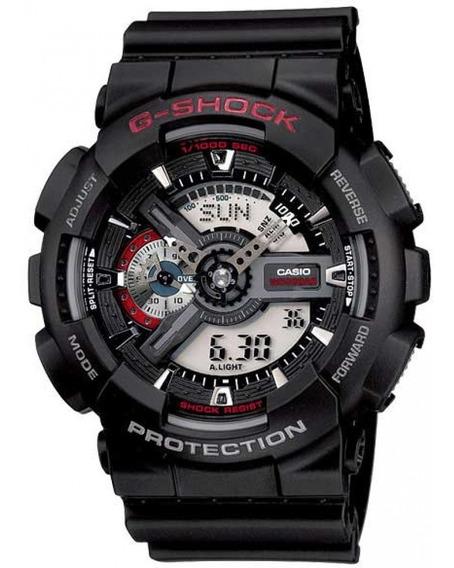Relógio Casio G-shock Ga-100b-7adr Garantia Casio Br