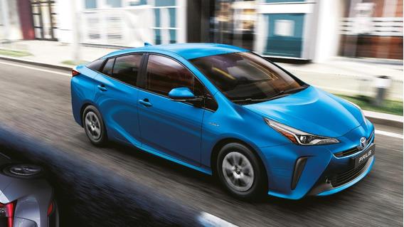 Toyota Prius 1.8 Iv 2020 Linea Nueva