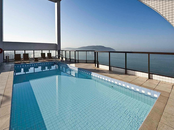 Hotel Em Gonzaga, Santos/sp De 20m² 1 Quartos À Venda Por R$ 280.000,00 - Ho57493