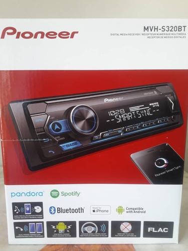 Imagen 1 de 1 de Reproductor Pioneer Bluetooth
