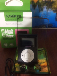 Mp3 Player Con Pantalla