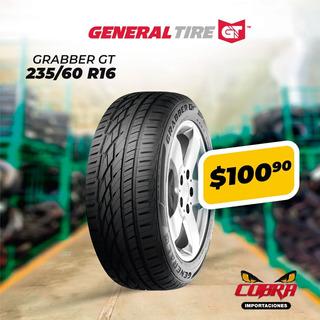 Llantas 235/60 R16 General Tire Grabber Gt Con Garantía